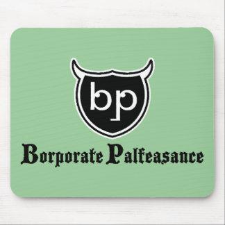 Borporate Palfeasance Mouse Pads