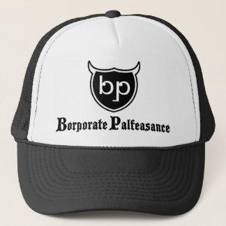 Borporate Palfeasance Trucker Hat