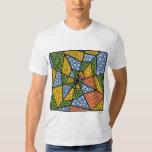 Borrachera de color. Woman t-shirt Playeras