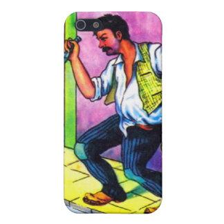 borracho del EL iPhone 5 Funda