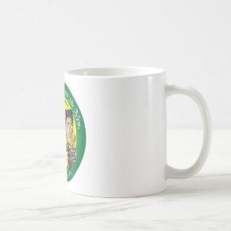 Borre el viejo tazas de café