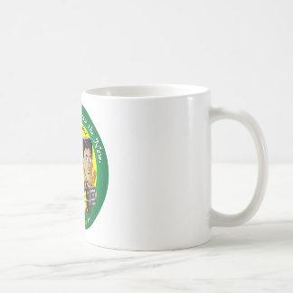 Borre el viejo taza clásica