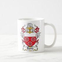 Borre Family Crest Mug