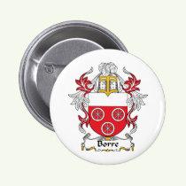 Borre Family Crest Button