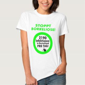 Borreliose stops T-Shirt