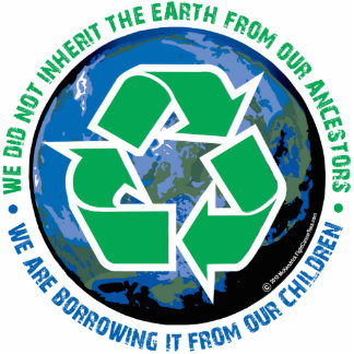 Borrowed Earth Cutout