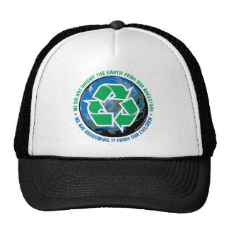 Borrowed Earth Trucker Hat