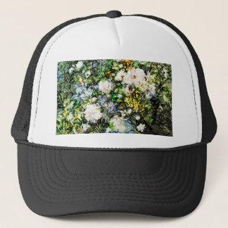 BORROWED FLOWERS.jpg Trucker Hat