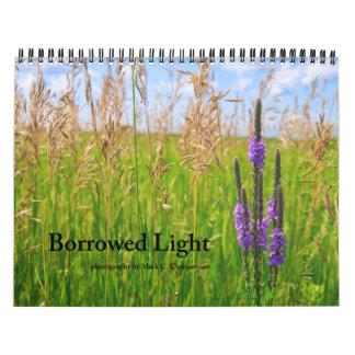 Borrowed Light Calendar 2014