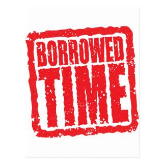 Borrowed Time Postcard