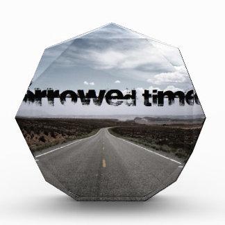 Borrowed Time Swag Acrylic Award