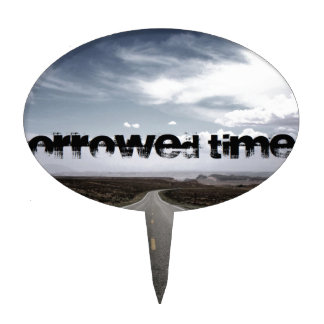 Borrowed Time Swag Cake Toppers