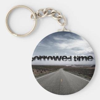 Borrowed Time Swag Keychains