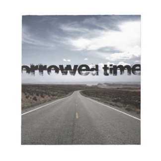 Borrowed Time Swag Scratch Pad