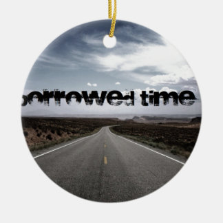 Borrowed Time Swag Christmas Tree Ornaments
