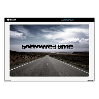 Borrowed Time Swag Laptop Skin