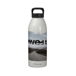 Borrowed Time Swag Reusable Water Bottle