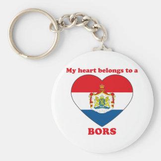Bors Key Chain