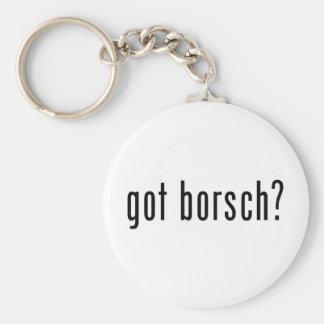 ¿borsch conseguido? llavero