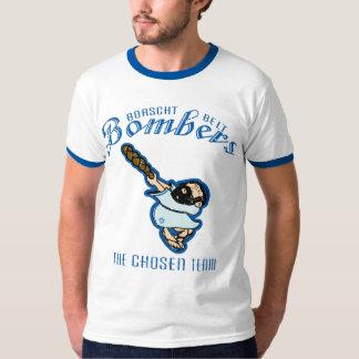 Borscht Belt Bombers T-Shirt