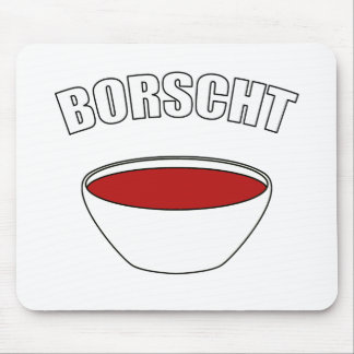 Borscht Mouse Pad