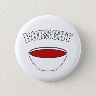 Borscht Pinback Button