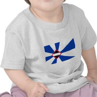 Borsele, Netherlands flag T-shirts