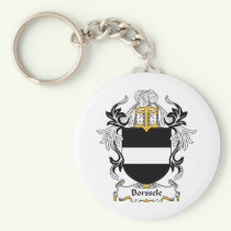 Borssele Family Crest Keychain