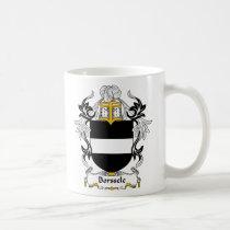 Borssele Family Crest Mug