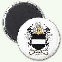 Borssele Family Crest Magnet
