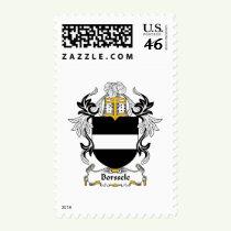 Borssele Family Crest Stamps