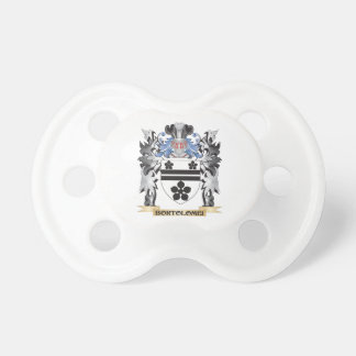 Bortolomei Coat of Arms - Family Crest BooginHead Pacifier