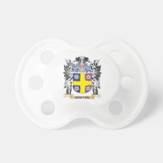 Borton Coat of Arms - Family Crest BooginHead Pacifier