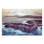 Borve Outer Hebrides Photo Print