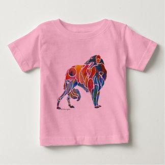 Borzoi Baby T-Shirt