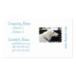 Borzoi  Business Cards