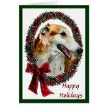 Borzoi Christmas Cards