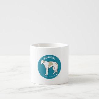 Borzoi Espresso Cup