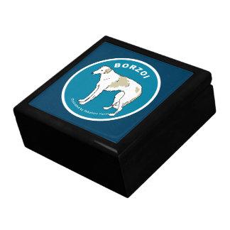 Borzoi Gift Box