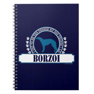 Borzoi Libros De Apuntes