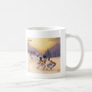 Borzoi Mug