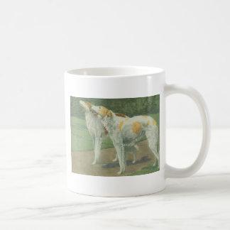 Borzoi (Russian Wolfhound) Coffee Mug