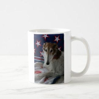 Borzoi Russian Wolfhound Mug