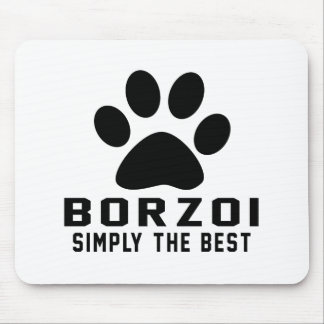 Borzoi Simply the best Mouse Pad