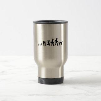 Borzoi Travel Mug