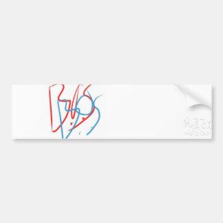 BOS Original Sticker