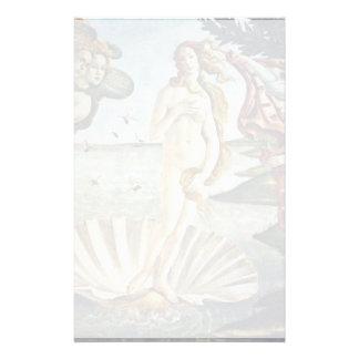 Bosanski: Roä'Enje Venere.,  By Sandro Botticelli Stationery