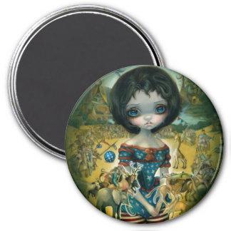 """""""Bosch Circus"""" Magnet"""
