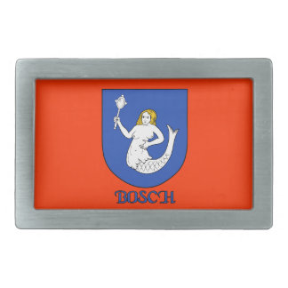 Bosch Family Shield Belt Buckle
