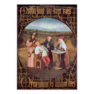Bosch-The healing of madness Poster